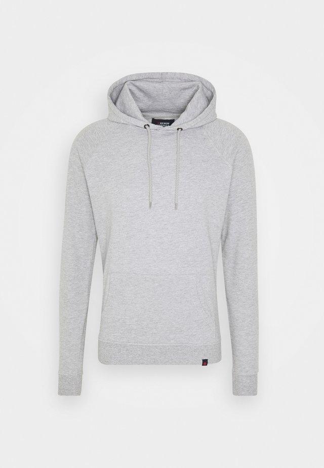 BASIC HOODIE - Hoodie - grey