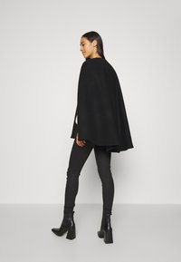 ONLY - ONLMARY  - Poncho - black - 2