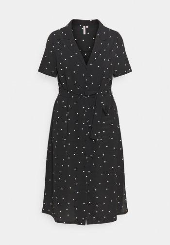 CARLUXMILA CALF SHIRT DRESS