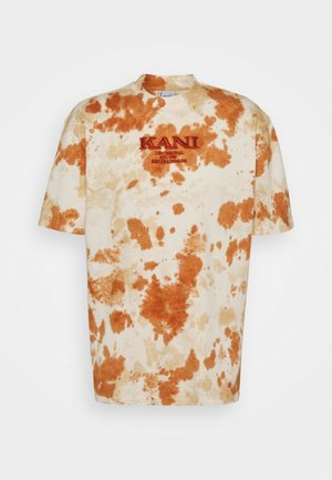 UNISEX RETRO - Print T-shirt - white