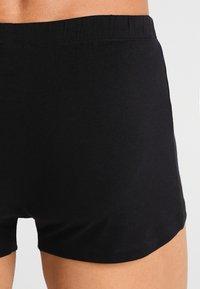 Pier One - 7 PACK - Underkläder - black - 2