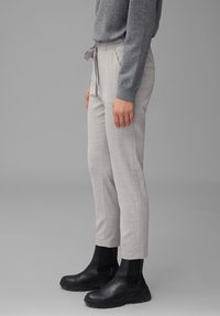 Marc O'Polo - Trousers - middle stone melange - 3