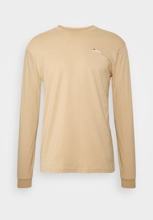 EITAN LONG SLEEVE - Long sleeved top - irish cream