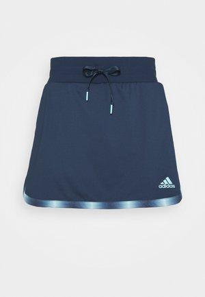GRADIENT SKORT - Sports skirt - crew navy/hazy sky