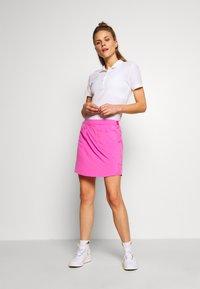 Polo Ralph Lauren Golf - AIM SKORT - Sportovní sukně - resort rose - 1