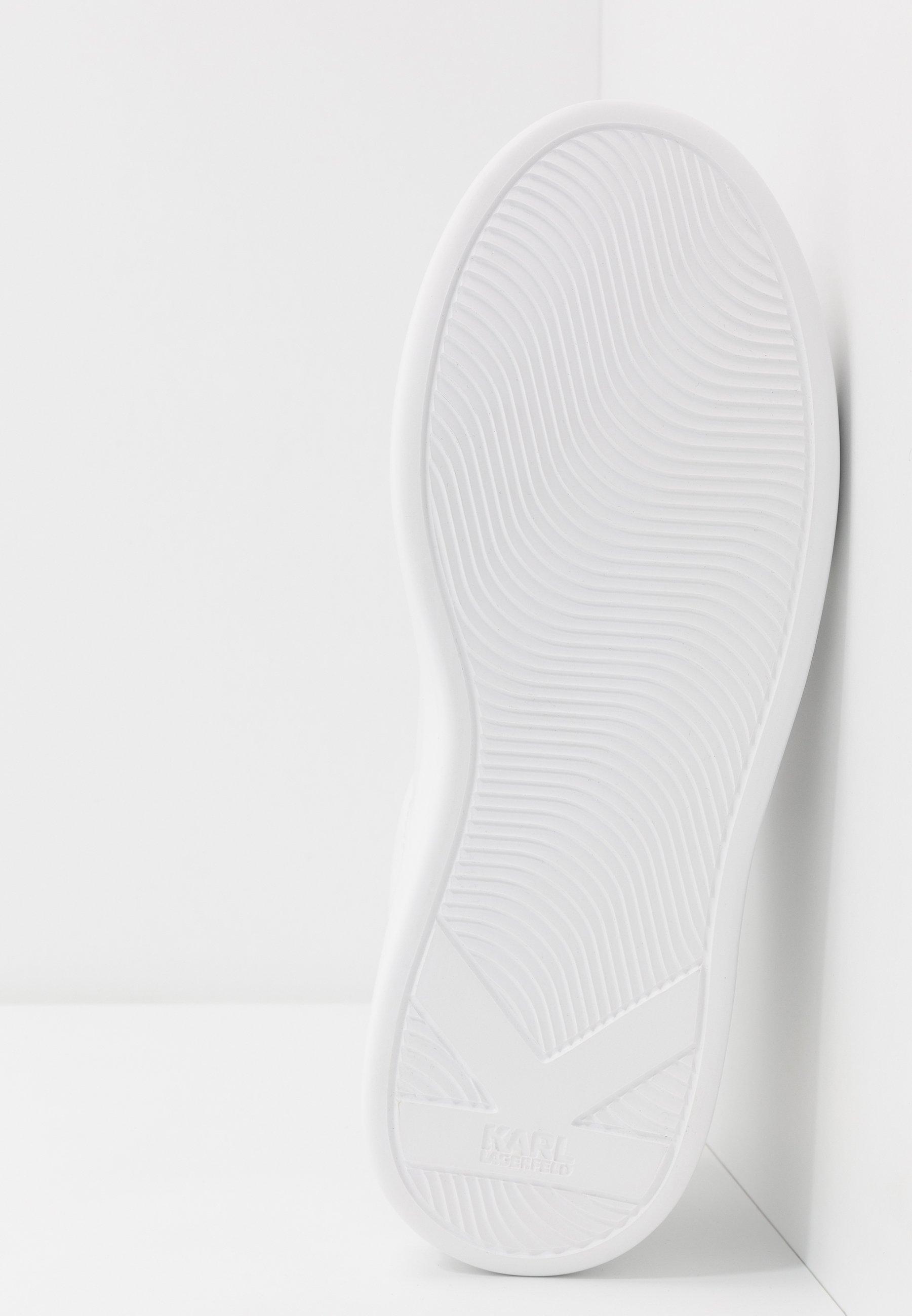 KARL LAGERFELD KAPRI MENS STRAP - Sneaker low - white/weiß - Herrenschuhe 90JGj