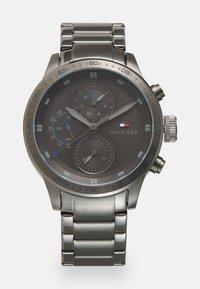 Tommy Hilfiger - TRENT - Watch - grey - 0