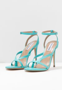 Steve Madden - AMADA - High heeled sandals - teal - 4