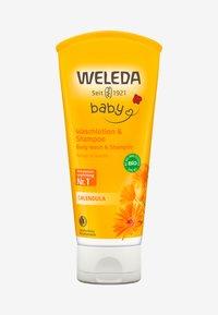 CALENDULA SHAMPOO & BODY WASH - Shower gel - -