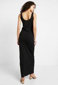 Vero Moda - VMNANNA ANCLE DRESS - Maxi dress - black - 2