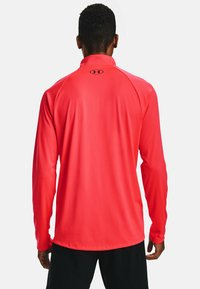 Under Armour - Sports shirt - orange black - 2
