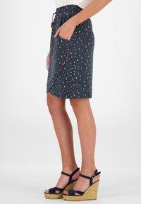 alife & kickin - LUCYAK  - Puffball skirt - marine - 3