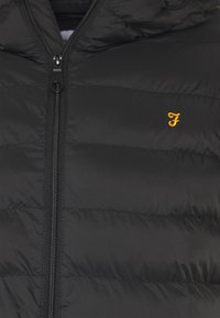 Farah - STRICKLAND COAT - Light jacket - black - 2
