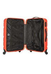 Wittchen - GROOVE - Wheeled suitcase - orange - 4