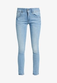 G-Star - LYNN MID SKINNY - Jeans Skinny Fit - neutro stretch denim - 4