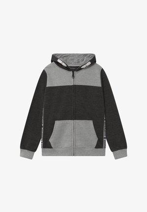 TEEN BOYS - Zip-up hoodie - dark grey