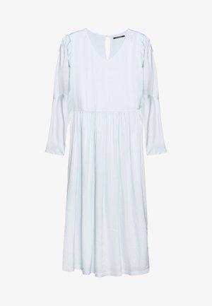 ANOUR ART DRESS - Day dress - heather blue