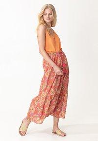 Indiska - ZOE - A-line skirt - pink - 1