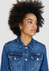 Stradivarius - Spijkerjas - blue-black denim - 3