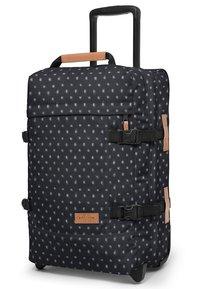 Eastpak - TRANVERZ S AMINIMAL - Wheeled suitcase - check bleach - 3