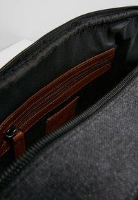 Pier One - Briefcase - black/brown - 4