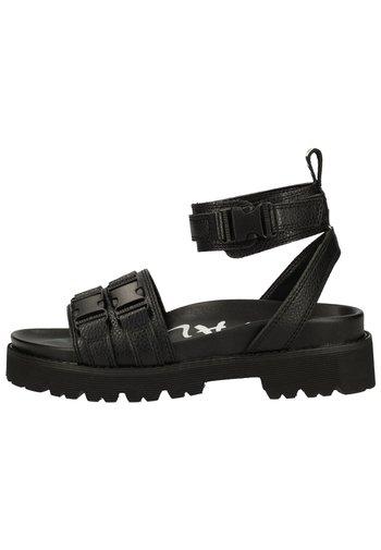 SANDALEN - Sandals - black