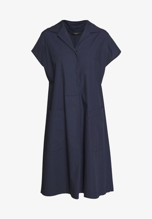 LINFA - Shirt dress - nachtblau