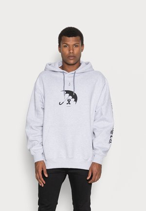 Makia x Olle Eksell Paraply Hooded Sweatshirt - Hættetrøjer - light grey