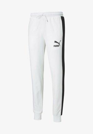 ICONIC - Jogginghose - puma white