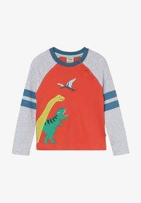 Frugi - ALFIE APPLIQUE - Langærmede T-shirts - orange - 2