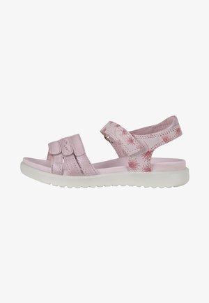 FLORA  - Sandals - blossom rose/bubblegum