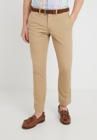 Polo Ralph Lauren - BEDFORD PANT - Pantaloni - luxury tan - 0