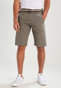 INDICODE JEANS - ROYCE - Shorts - greige - 0