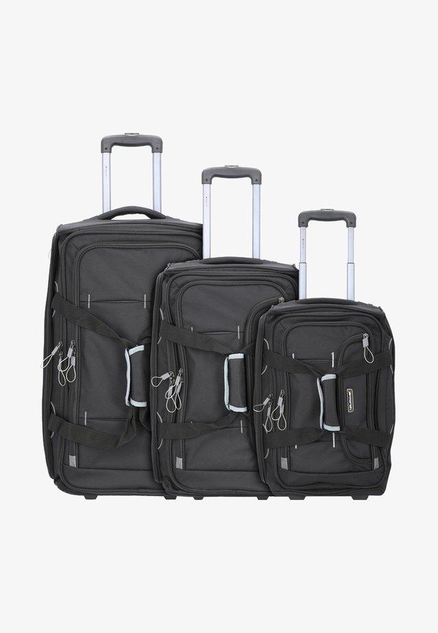 SET - Set de valises - black