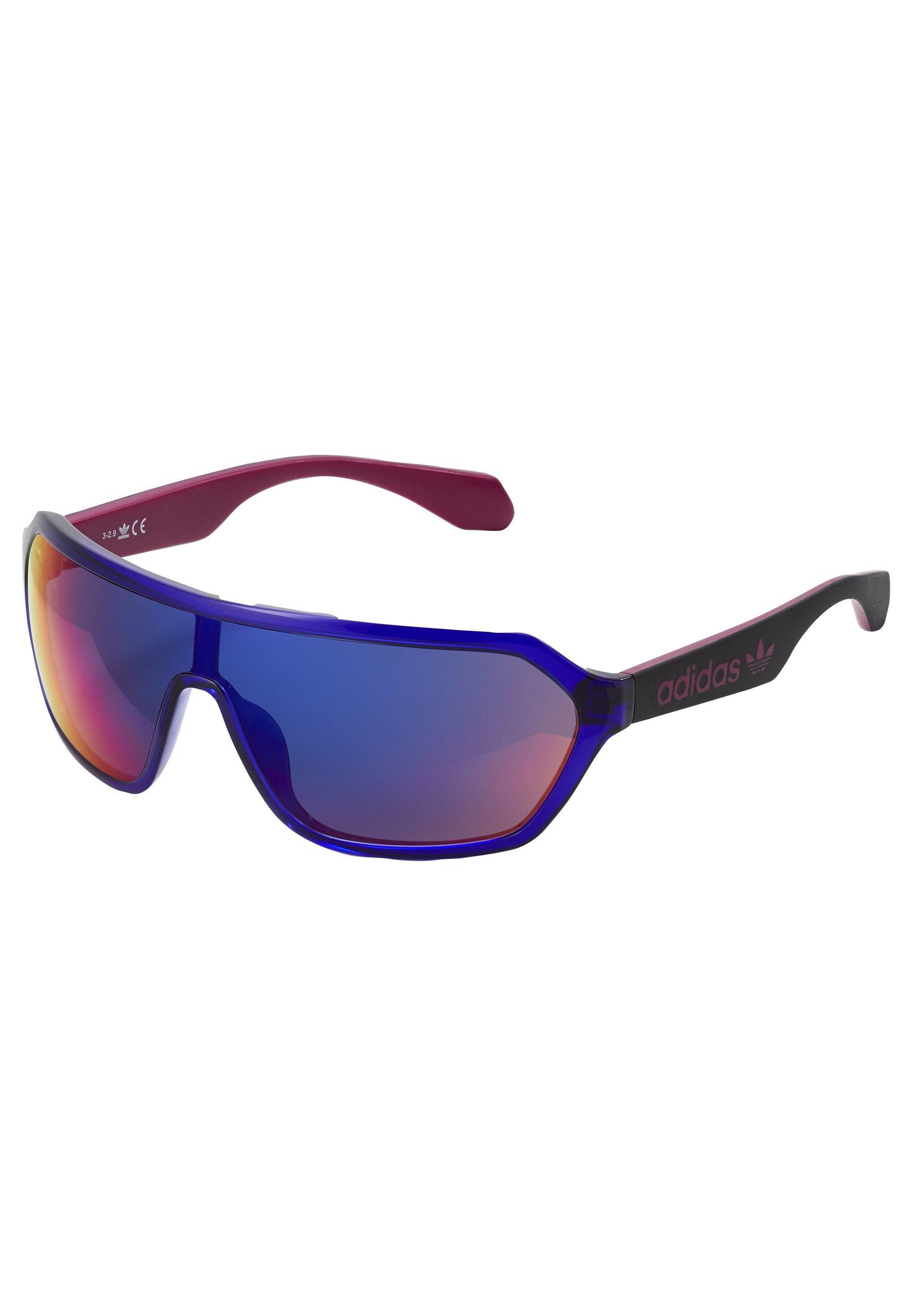 adidas Originals Lunettes de soleil - shiny violet/bordeaux
