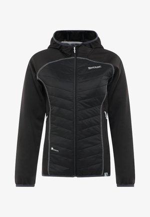 ANDRESON IV - Fleece jacket - black