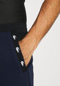 Lacoste Sport - SHORT - Sports shorts - navy blue/black - 3