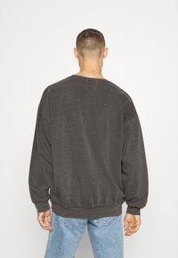 Topman - COPENHAGEN PRINT - Sweatshirt - black - 2