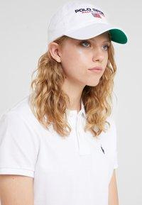 Polo Ralph Lauren - POLO SPORT CLASSIC  - Gorra - pure white - 4