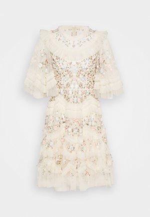 LALABELLE MINI DRESS - Cocktail dress / Party dress - champagne