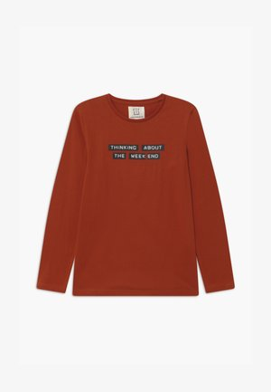 TEENAGER - Longsleeve - rust