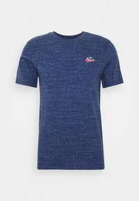 Nike Sportswear - T-shirt basique - midnight navy - 4
