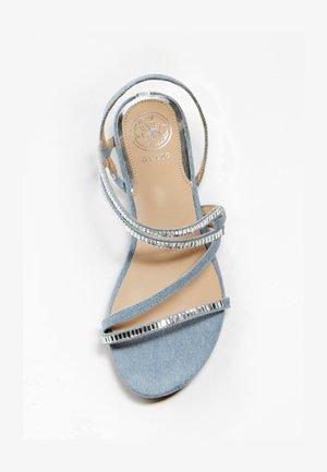 A$AP ROCKY - Sandals - light blue