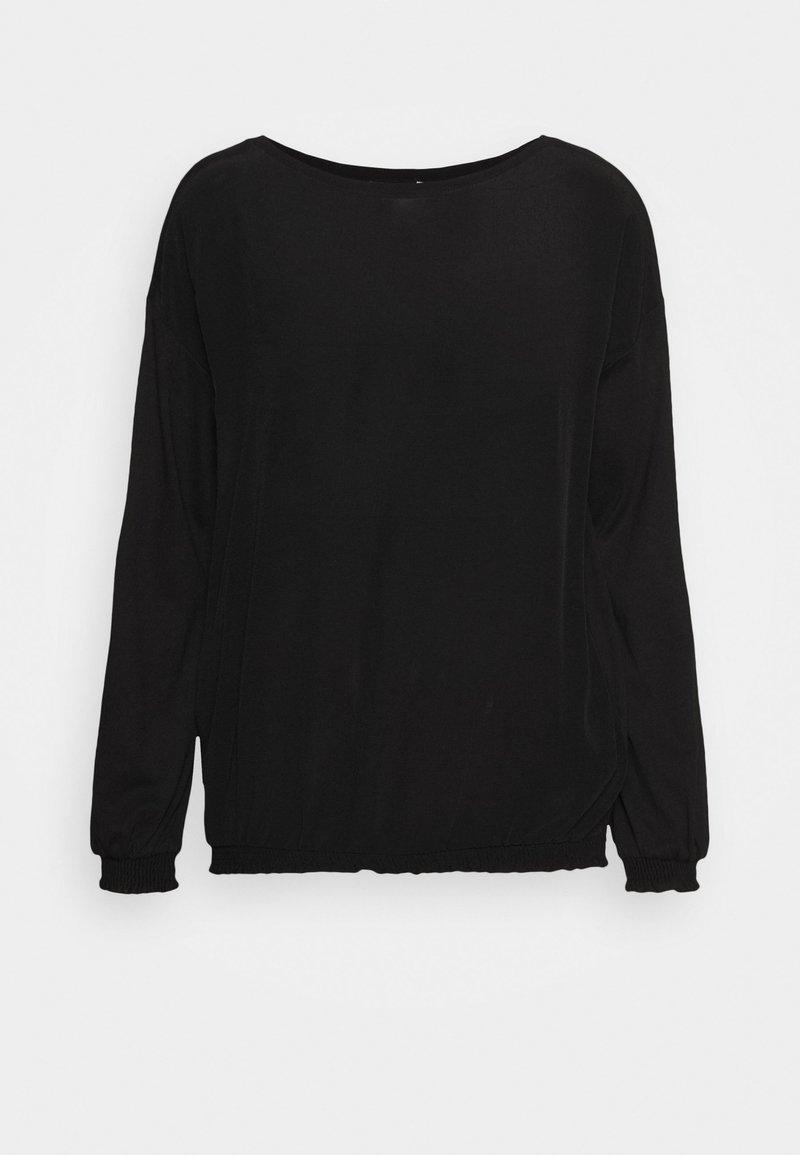 Esprit BUBBLE TEE - Bluse - off white/offwhite PRHZvj