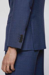 BOSS - Suit jacket - open blue - 4