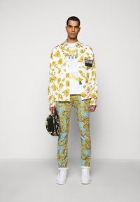 Versace Jeans Couture - MOUSE - Print T-shirt - white - 1