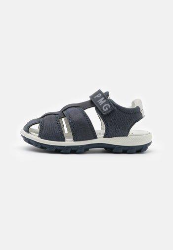 Sandals - blu/perla