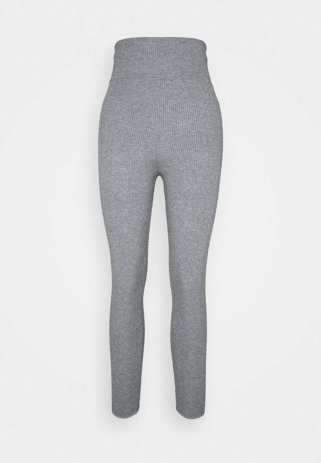LEGGING - Punčochy - light grey