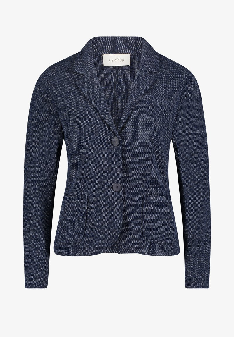 Cartoon - Blazer - bleu/blanc