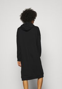 Marc O'Polo - DRESS HOOD - Kjole - black - 2